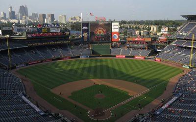 Eternal Baseball – Game #01 – Opening Day – The Washington Nationals at the Atlanta Braves