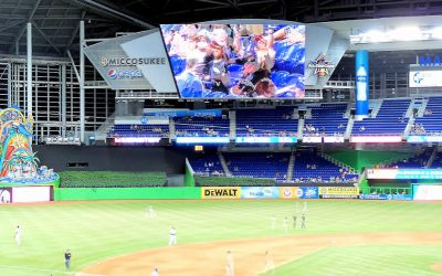 Eternal Baseball – Game #01 – Opening Day – The Philadelphia Phillies at the Miami Marlins